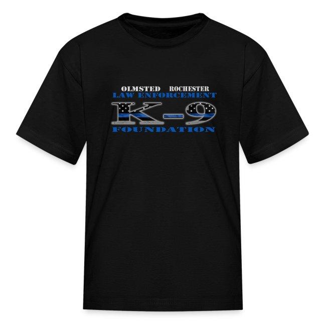 Kid's T-Shirt K-9 Design