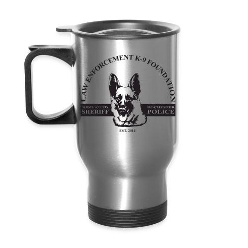 Travel Mug Dog Design - Travel Mug