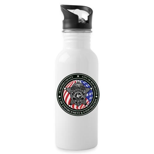 Water Bottle Logo Design - Water Bottle