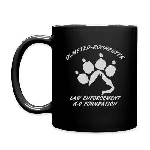 Coffee Mug Paw Design - Full Color Mug