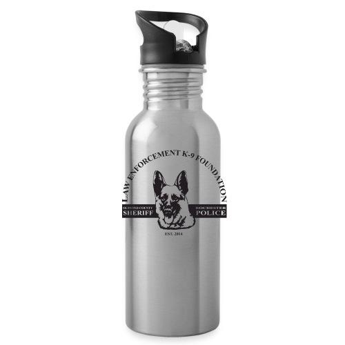 Water Bottle Dog Design - Water Bottle