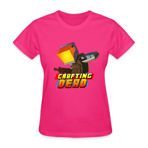 Woman's T-Shirt: Crafting Dead TrueMU - Women's T-Shirt