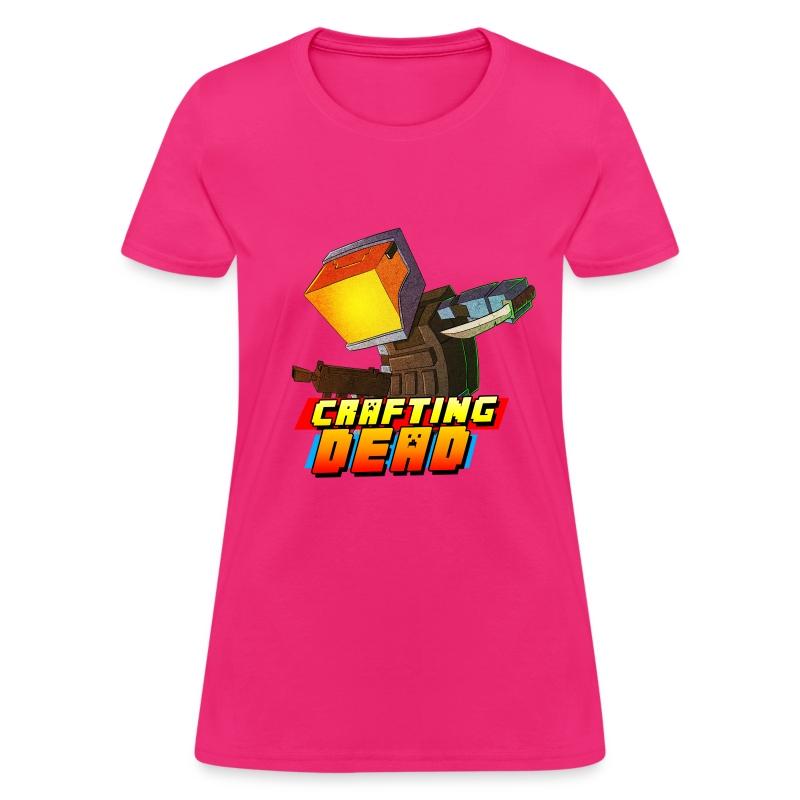 Woman's T-Shirt: Crafting Dead TrueMU - Women's T-Shirt