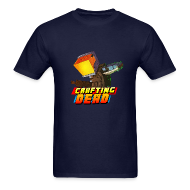 T-Shirts ~ Men's T-Shirt ~ Men's T-Shirt: Crafting Dead TrueMU
