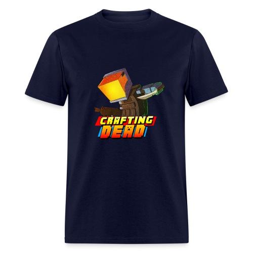 Men's T-Shirt: Crafting Dead TrueMU - Men's T-Shirt