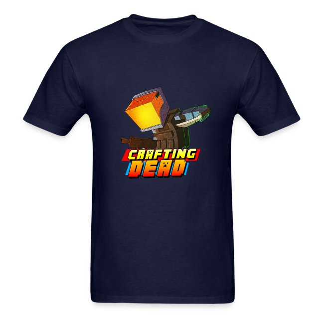 Men's T-Shirt: Crafting Dead TrueMU