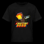 Kids' Shirts ~ Kids' T-Shirt ~ Kid's T-Shirt: Crafting Dead TrueMU