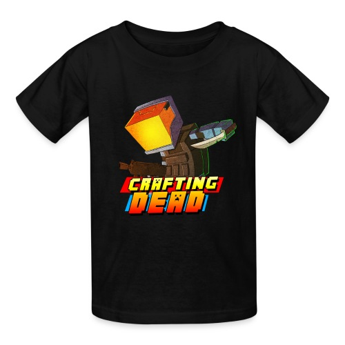 Kid's T-Shirt: Crafting Dead TrueMU - Kids' T-Shirt