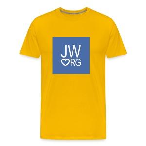 JW ORG Men's Premium T-Shirt - Men's Premium T-Shirt