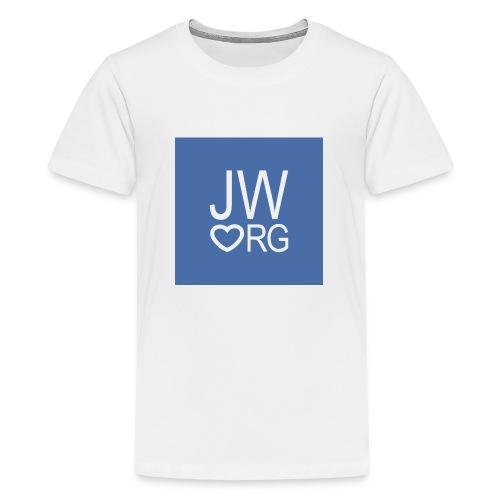 JW ORG Kid's Premium T-Shirt - Kids' Premium T-Shirt