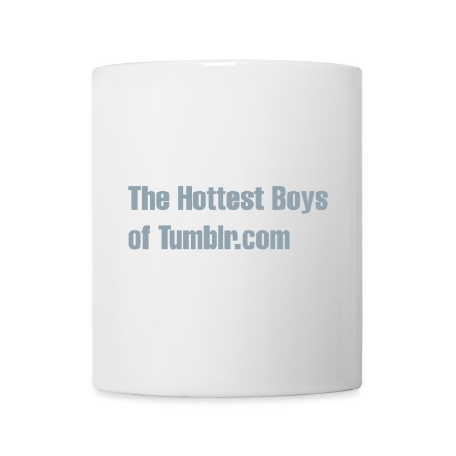 Mug - The Hottest Boys of Tumblr.com - Coffee/Tea Mug