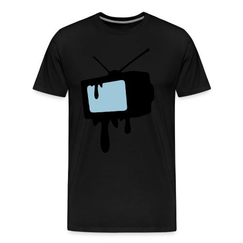 Mens TV! - Men's Premium T-Shirt