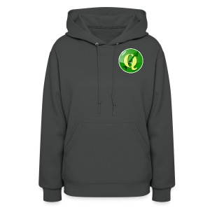 Women's QGIS Hooded Sweatshirt - Women's Hoodie