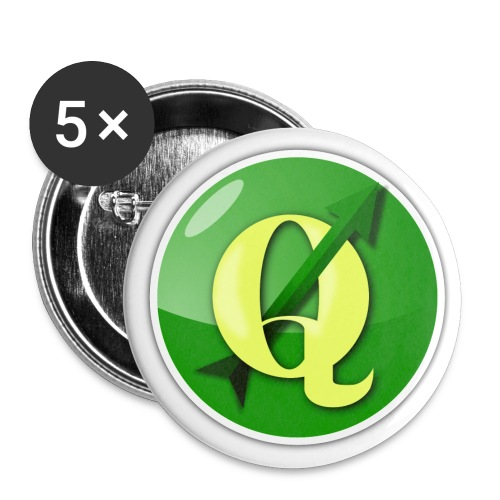 Large QGIS Buttons - Large Buttons