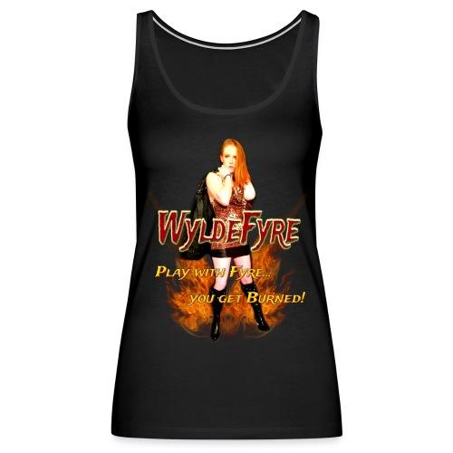 Wyldefyre (Ladies Tank) - Women's Premium Tank Top