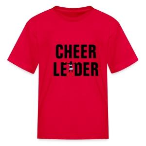 Cheerleader - Kids' T-Shirt