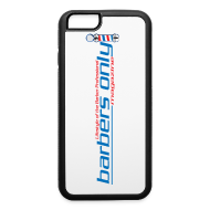 Phone & Tablet Cases ~ iPhone 6/6s Rubber Case ~ Barbers Only Magazine Case