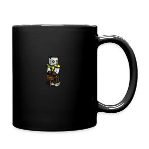 Hippy Staff Mug - Full Color Mug