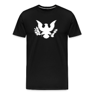T-Shirts ~ Men's Premium T-Shirt ~ American Eagle No.02