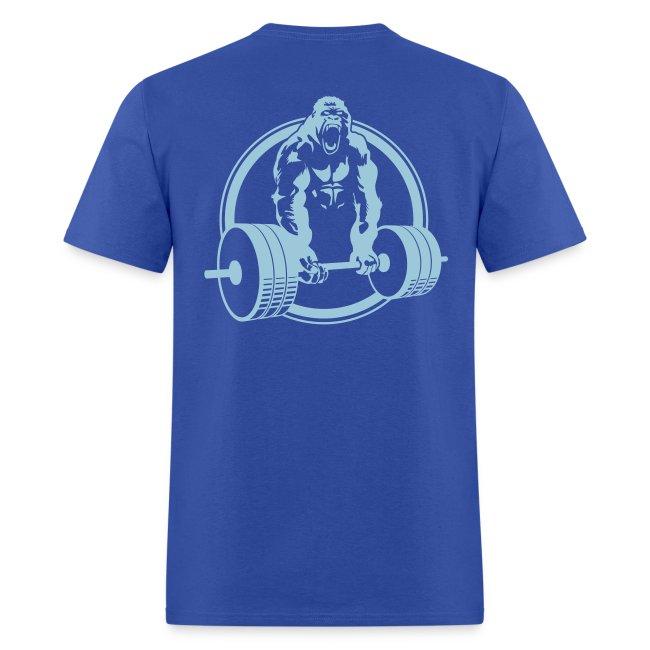 Weightlifting Fitness Crossfit Gorilla