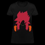 Women's T-Shirts ~ Women's T-Shirt ~ SSJ4 G