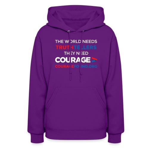 Truthtellers hoodie - Women's Hoodie