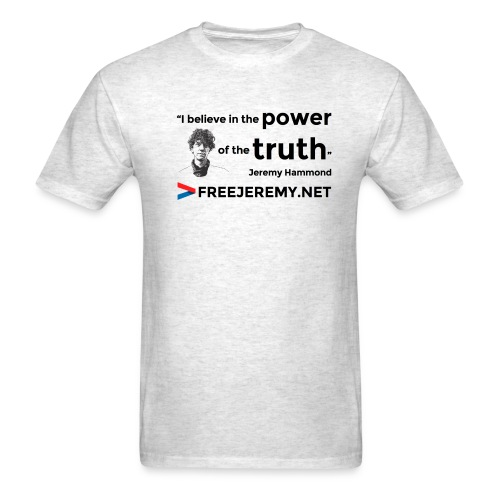 Power of the Truth - Men's T-Shirt
