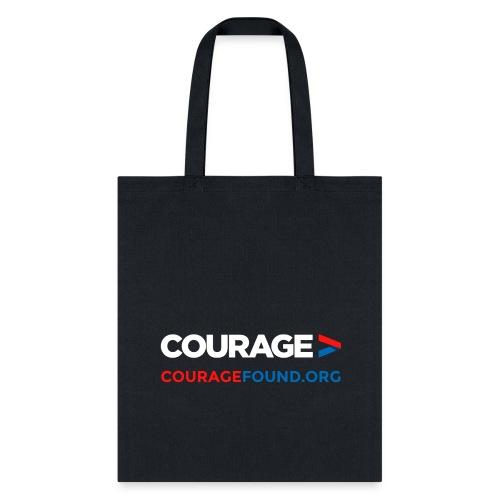 Courage Bag - Tote Bag