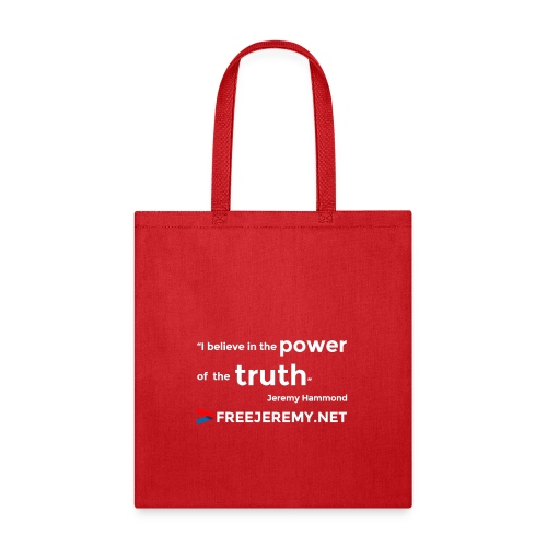 Power of the Truth Bag - Tote Bag