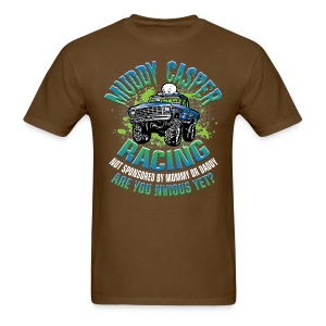 Muddy Casper Racing - Men's T-Shirt