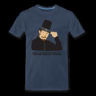 T-Shirts ~ Men's Premium T-Shirt ~ Old Man Tom Stay Classy Shirt