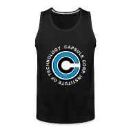 Tank Tops ~ Men's Premium Tank Top ~ CCIT