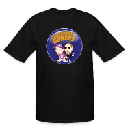 T-Shirts ~ Men's Tall T-Shirt ~ Questionable Gamers Tall Shirt