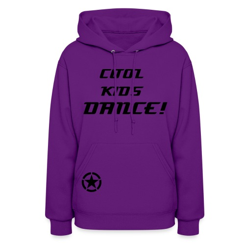 Move dance jumper - Women's Hoodie