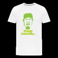 T-Shirts ~ Men's Premium T-Shirt ~ Matt Zion I Peed Myself Shirt