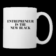 Mugs & Drinkware ~ Coffee/Tea Mug ~ Entrepreneur is the NEW Black
