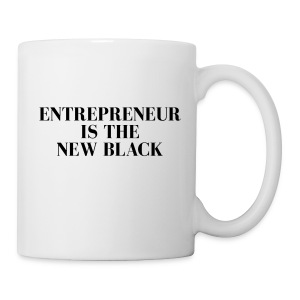 Entrepreneur is the NEW Black - Coffee/Tea Mug