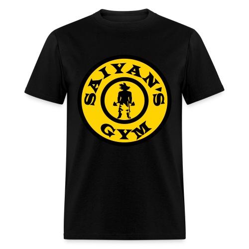 Saiyan's Gym  - Men's T-Shirt