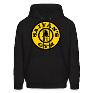 Hoodies ~ Men's Hooded Sweatshirt ~ Saiyan's Gym