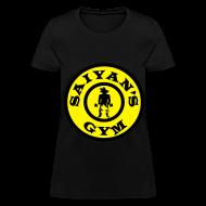 Women's T-Shirts ~ Women's T-Shirt ~ Saiyan's Gym