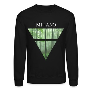 MILANO FOREST GREEN  - Crewneck Sweatshirt