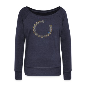 Ring - Women's Wideneck Sweatshirt
