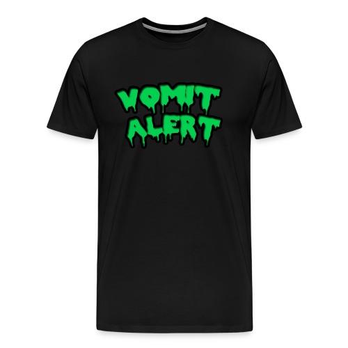 Vomit Alert Shirt - Men's Premium T-Shirt