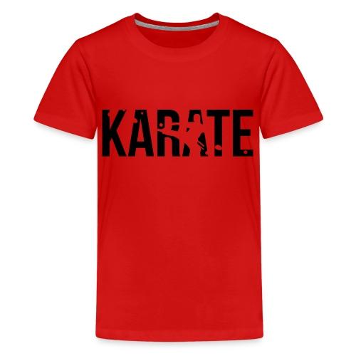 Kids Karate T - Kids' Premium T-Shirt