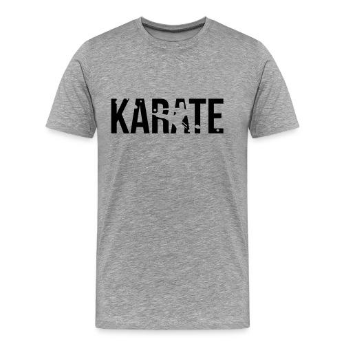 Karate T - Men's Premium T-Shirt