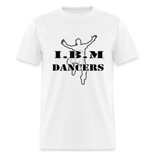 IBM WHITE T - Men's T-Shirt