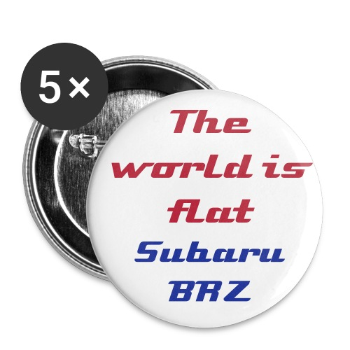 Subaru BRZ Buttons - Small Buttons