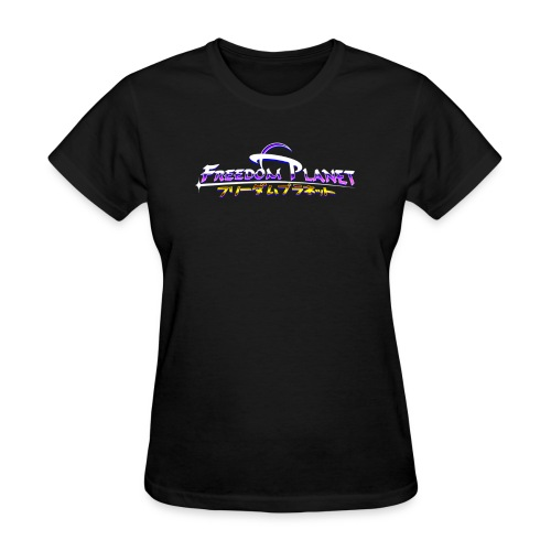 Freedom Planet Tee (Women's) - Women's T-Shirt