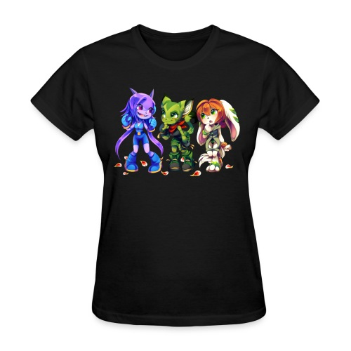 Freedom Planet by Kiwiggle (Women's) - Women's T-Shirt