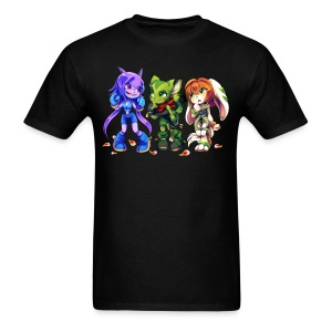 Freedom Planet by Kiwiggle (Men's) - Men's T-Shirt
